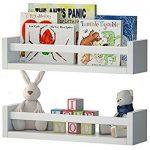 Shelves for baby room