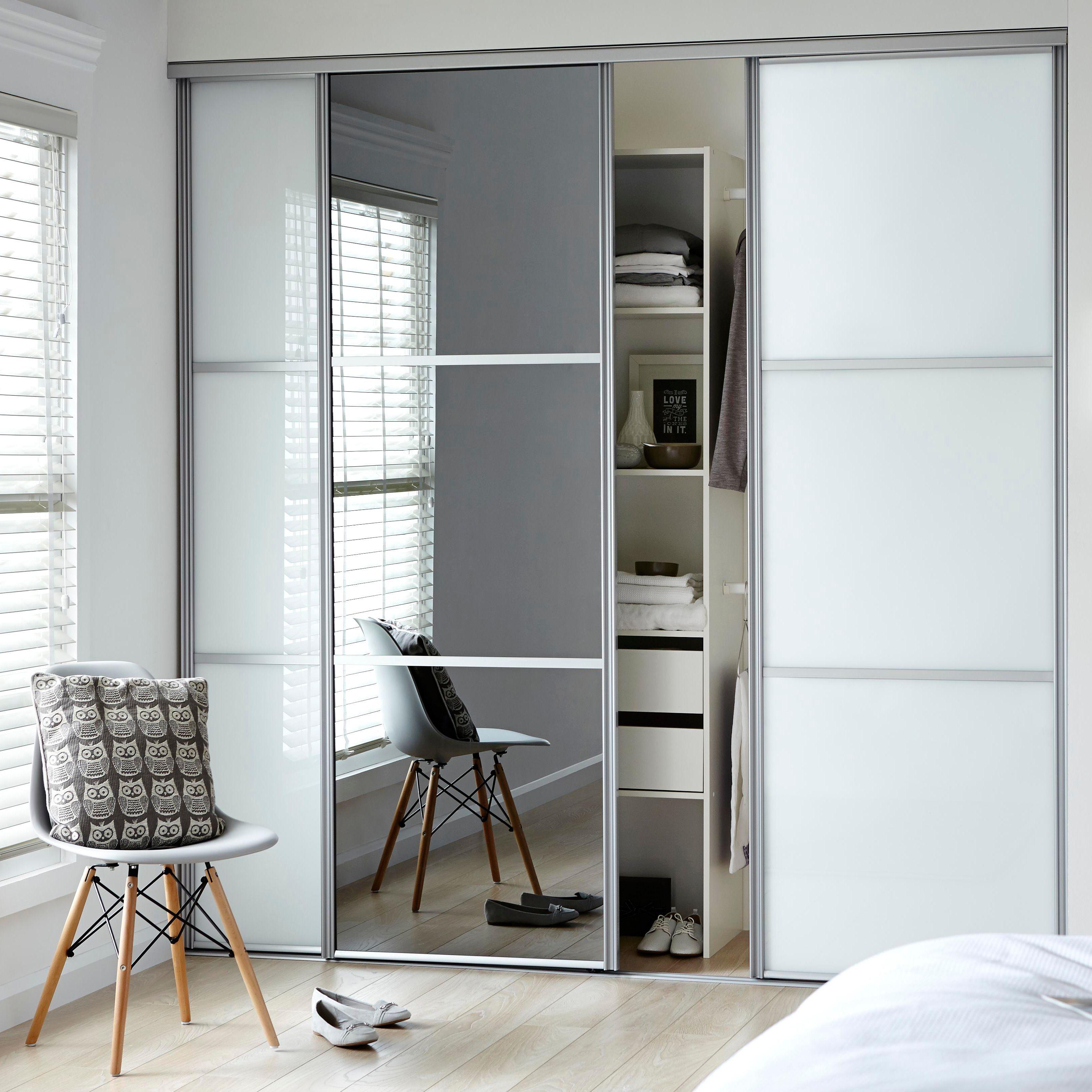 How to measure & install sliding wardrobe doors