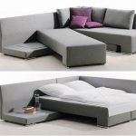 Sofa beds with bed box