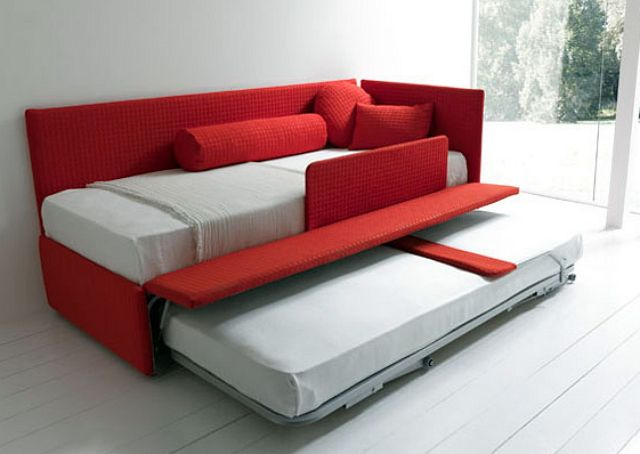 Convertible Sofa Bed | futon, sectional, daybeds, pull out | Lofts