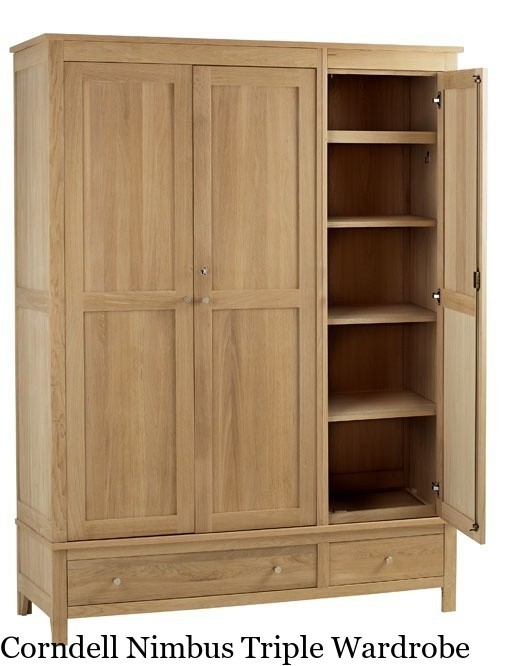Englishman's Castle Solid Wood Wardrobes, solid wood wardrobes