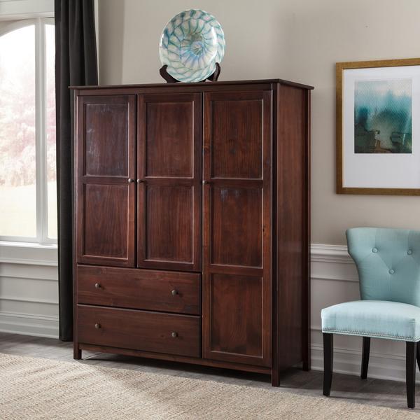Shaker 3-Door Wardrobe u2013 Grain Wood Furniture