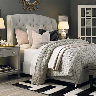 Upholstered Beds and Bed Frames