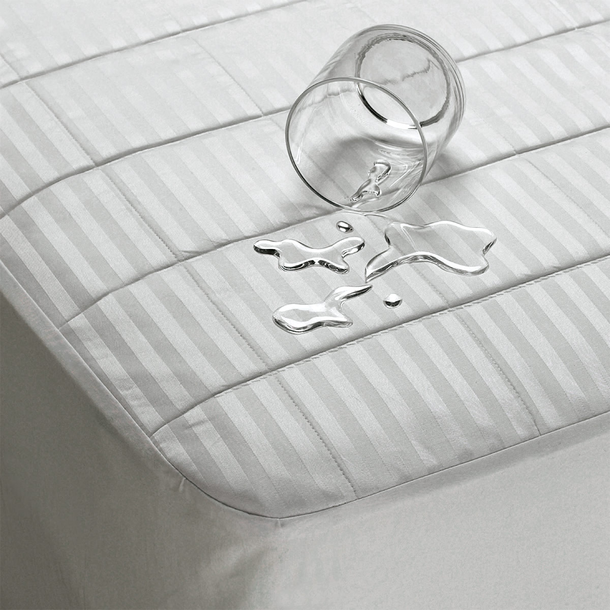 Waterproof & Washable Mattress Pad. Waterproof_MatPad1.jpg