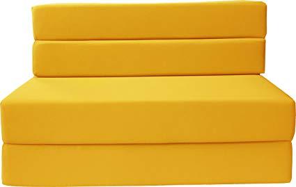 Amazon.com: D&D Futon Furniture Folding Foam Mattress, Sofa Chair