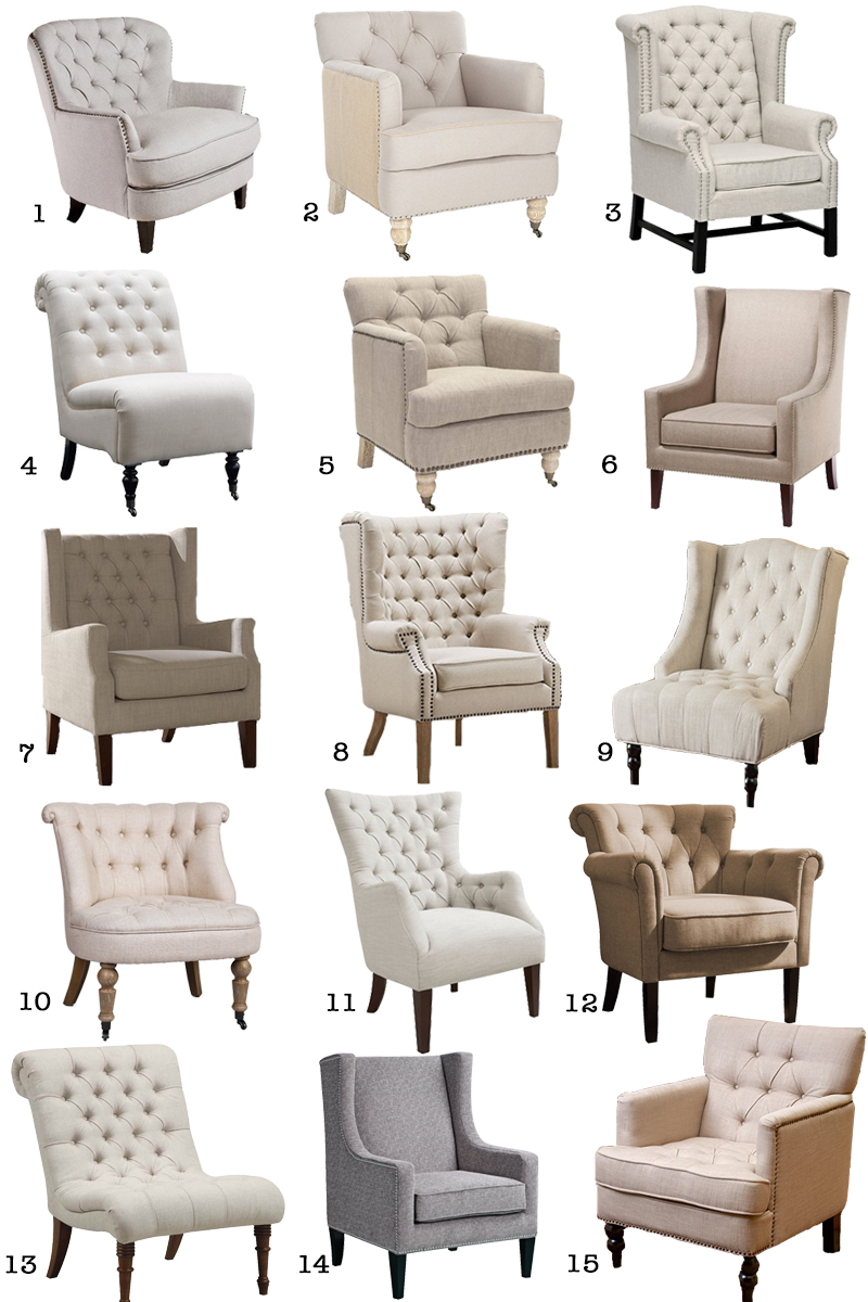 Affordable Armchairs
