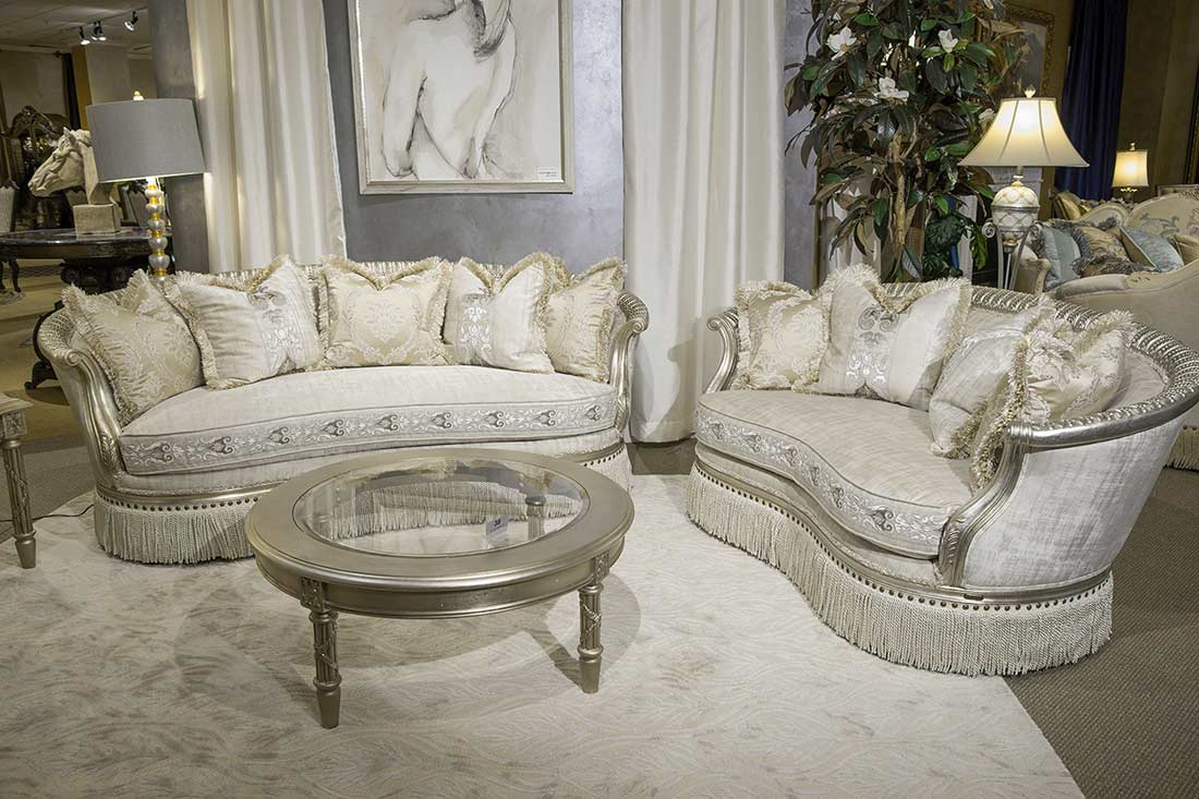Michael Amini (aico) Giselle Luxury Living Room