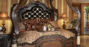 Bedroom Furniture Traditional Bed Sets