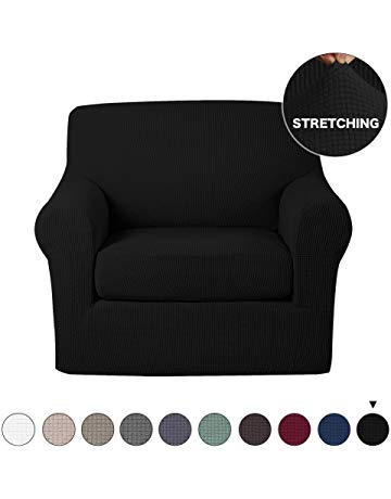 Turquoize Stretch Sofa Covers Couch Slipcover Chair Sofa Loveseat Cover 10  Colors/4 for 1