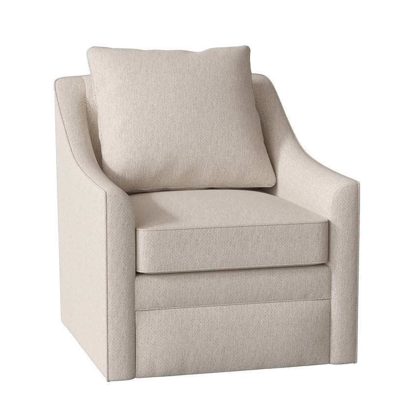 Quincy Swivel Armchair