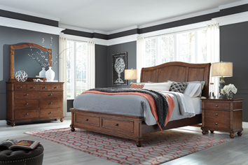 I07 Bedroom in Three Finishes