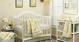 Traveller Location : Stella 4 Piece Baby Crib Bedding Set by The Peanut Shell : Baby