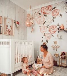 Baby Girl Nurseries - Looking for unique nursery ideas? Browse through our  gallery of baby