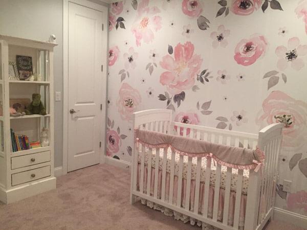 Baby Girl Room Idea - Shutterfly
