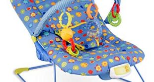 Traveller Location : Costzon Baby Rocker Chair, Adjustable Reclining Chair with  Music/Vibration Box/Toys, Baby Bouncer (Sunflower) : Baby
