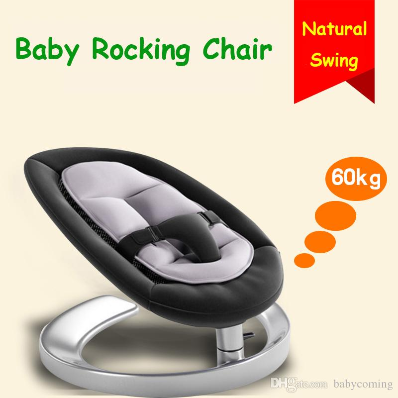 Baby Rocking Chair, Rocker Chair For 0~7 Years Old Kids, Infant Swing  Cradle, Baby Rocker Chair Inexpensive Rocking Chair Black Wood Rocking Chair  From