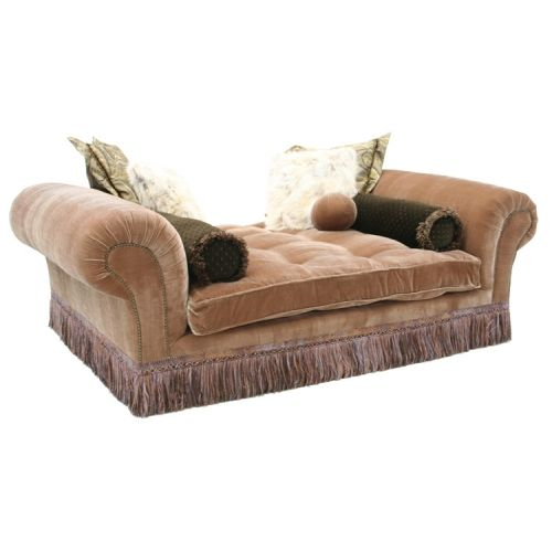 Backless Sofa - Manufacturer: Old Hickory Tannery Model: 0194-8609-03