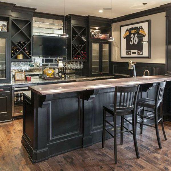 25 cool and masculine basement bar ideas bqqkdaw