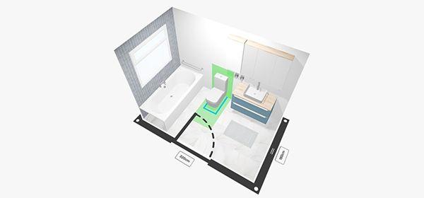 Plan your bathroom