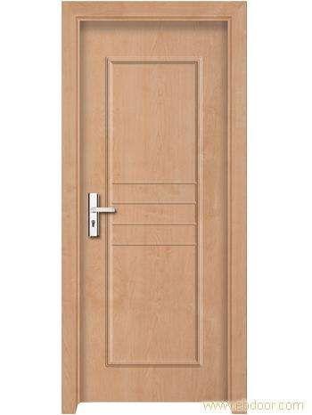 2017 new custom PVC bathroom door toilet door in the kitchen