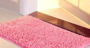 2019 40*60CM Microfiber Chenille Bathroom Rugs Carpet Shag Non Slip Shower  Soft Plush Absorbent Bath Mat Rug For Bathroom From Copy03, $25.61 |  Traveller Location