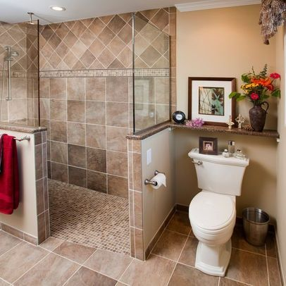 Bathroom Remodel Walk-In Showers | Walk-in Shower Design Ideas, Pictures,  Remodel, and  | Master bath: