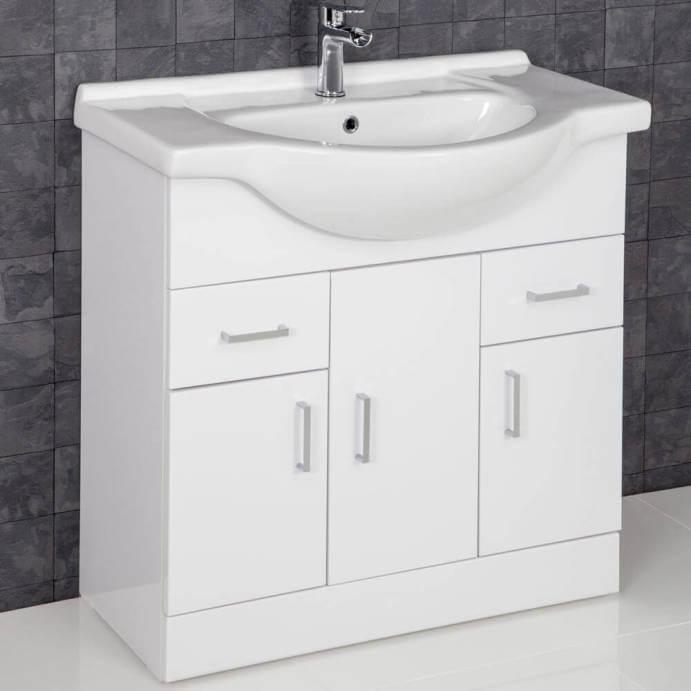 Floor Standing Basin & Sink Units