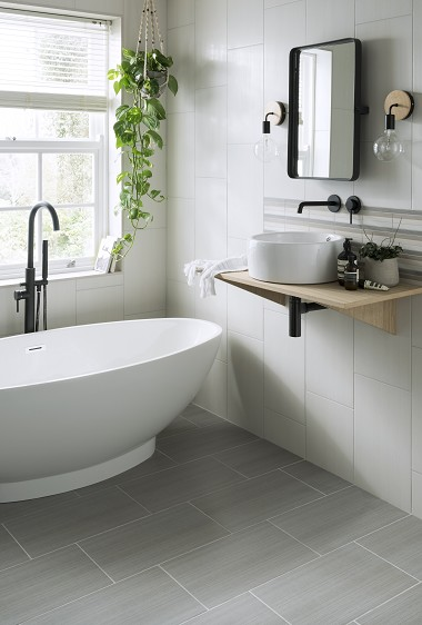 Bathroom Tile Ideas | Style & Inspiration | Topps Tiles