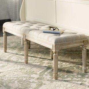 Letellier Upholstered Bench