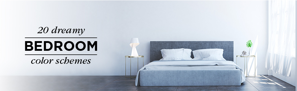20 Dreamy Bedroom Color Schemes | Shutterfly