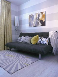 Ministry of Deco - I love this couch! Bedroom Sofa, Sofa Bed, Couch