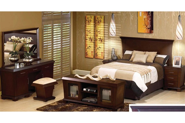 Centurion Bedroom Suite