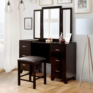 Vanity Bedroom Furniture | Find Great Furniture Deals Shopping at Overstock