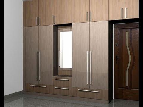 Modern Master Bedroom Wardrobe collections || Bedroom Interior Ideas ||  Interior Designs