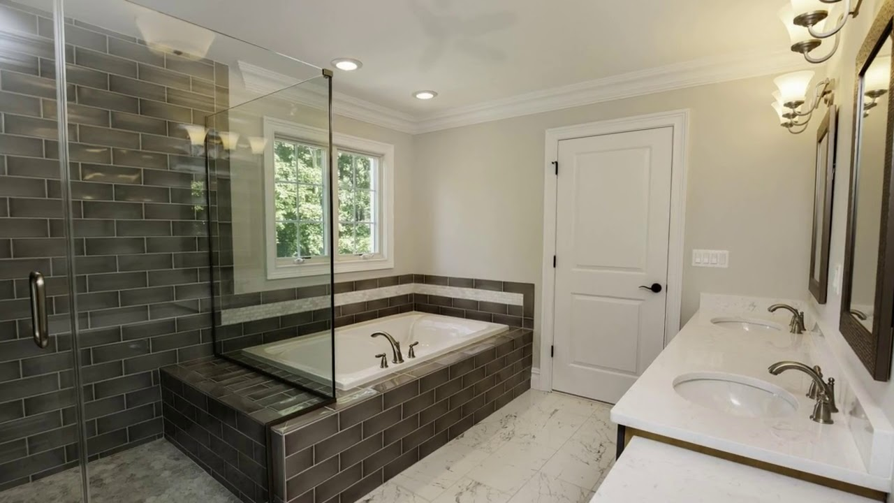 50 BATHROOM IDEAS 2017! Best Master Bathroom Ideas and Designs for 2017