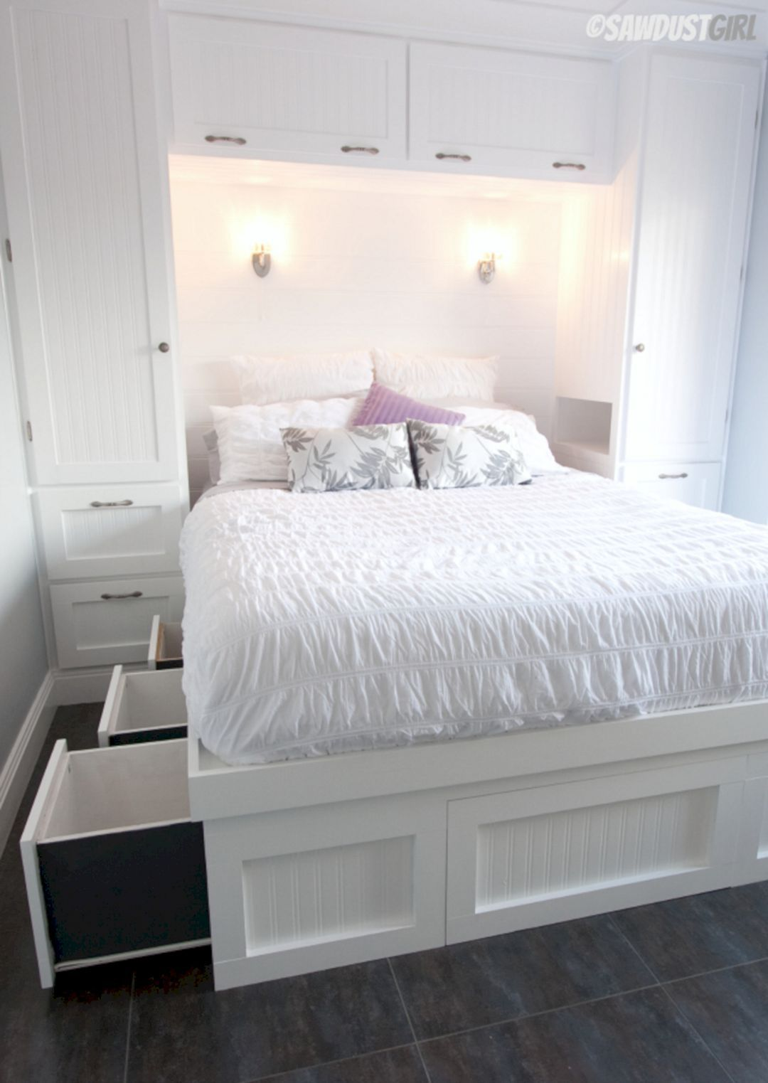 The Best Bedroom Storage Ideas For Small Room Spaces No 95 – DECOREDO