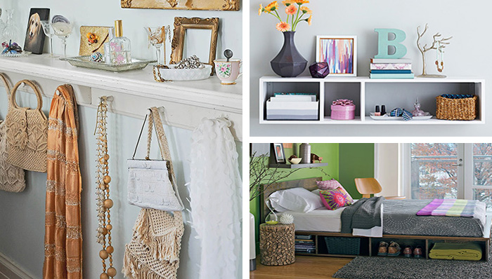 9 storage ideas for small bedrooms Storage Solutions For Small Rooms best of