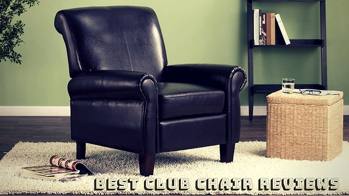 Decorate the Room with These Best Club Chairs