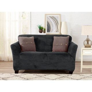Buy Stretch Fit Loveseat Covers & Slipcovers Online at Overstock | Our Best  Slipcovers & Furniture Covers Deals