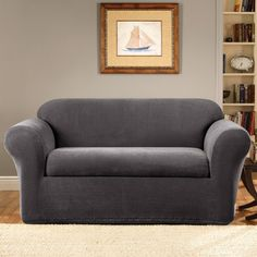 Loveseat Slipcovers 2 Piece - Home Furniture Design