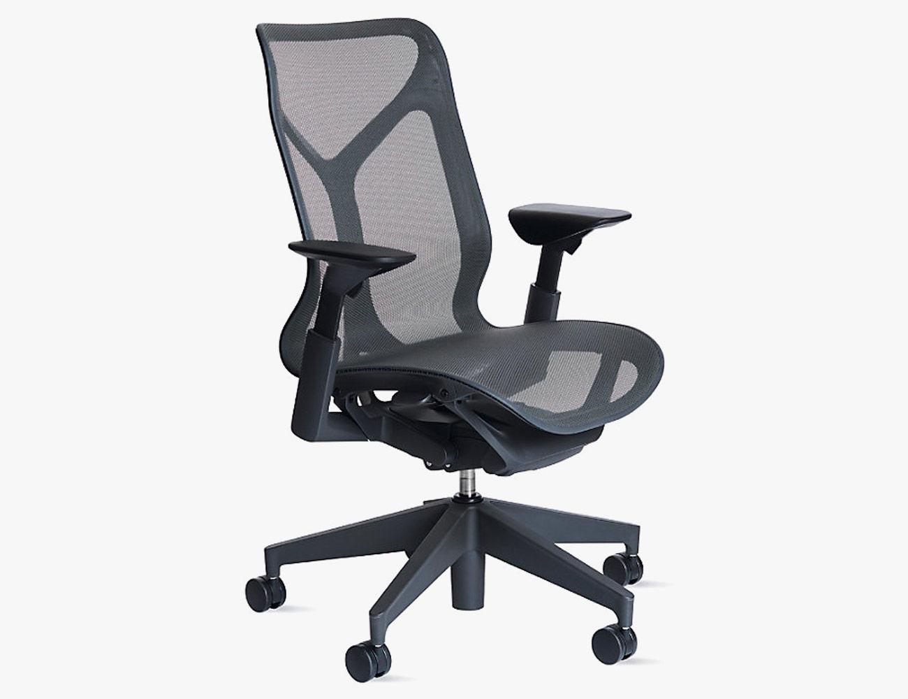 Best Passive Ergonomic Office Chair: Herman Miller Cosm