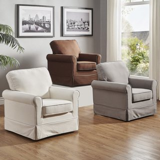 Buy Swivel Living Room Chairs Online at Overstock | Our Best Living Room  Furniture Deals