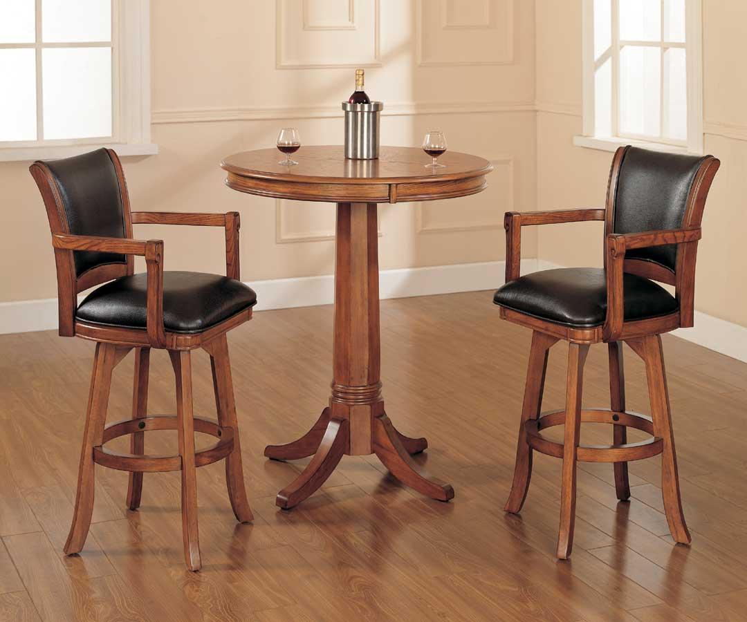 Hillsdale Park View Bistro Table Set 4186PTBS | Traveller Location