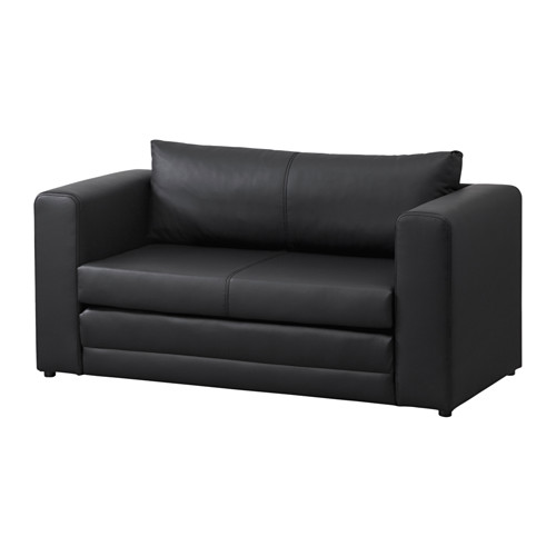 ASKEBY Two-seat sofa-bed IKEA A sofa-bed with small, neat dimensions which  is easy to furnish with, even when space is limited.