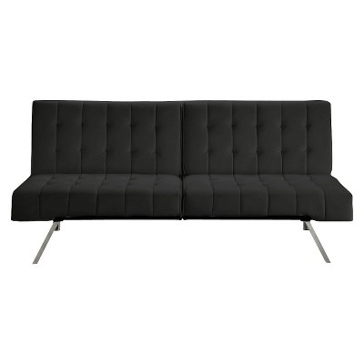 Black : Futons & Sofa Beds