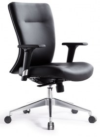 Classic Boardroom Chair (Black)