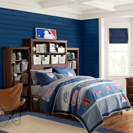 NBA Baldwin Bedroom · Beadboard MLB