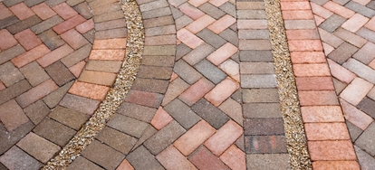 DIY a Brick Patio