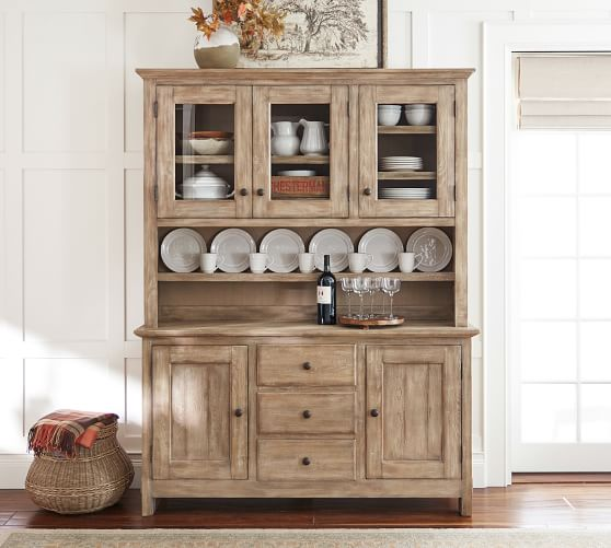 Benchwright Buffet & Hutch