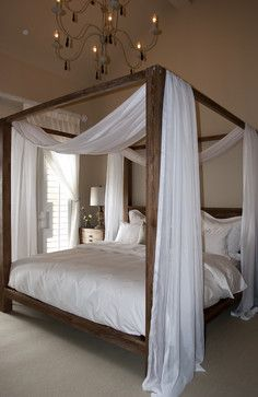Bedroom Photos Canopy Bed Design, Pictures, Remodel, Decor and Ideas - page  55